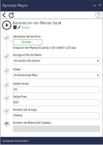 Planos-Excel